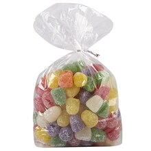 """Celebrate It Treat Bags, 6"""", 50 Count"""