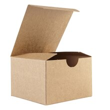 Celebrate It Gift Box, Kraft