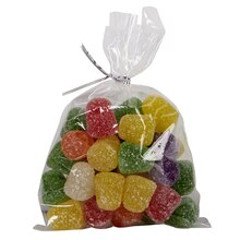 """Celebrate It Treat Bags, 6"""", 100 Count"""