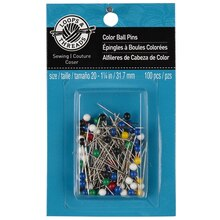 Loops & Threads Color Ball Pins