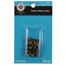 Loops & Threads Eyelets, 5/32""