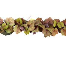 Ashland Vineyard Collection Grape Leaf with Grapes Garland