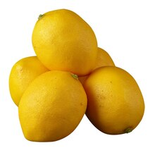Ashland Garden Fresh Faux Fruit Bag of Large Lemons