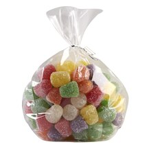 """Celebrate It Treat Bags, 7.25"""", 100 Count"""
