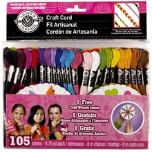 Loops & Threads Craft Cord Value Pack