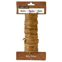 Ashland Raffia, Chocolate