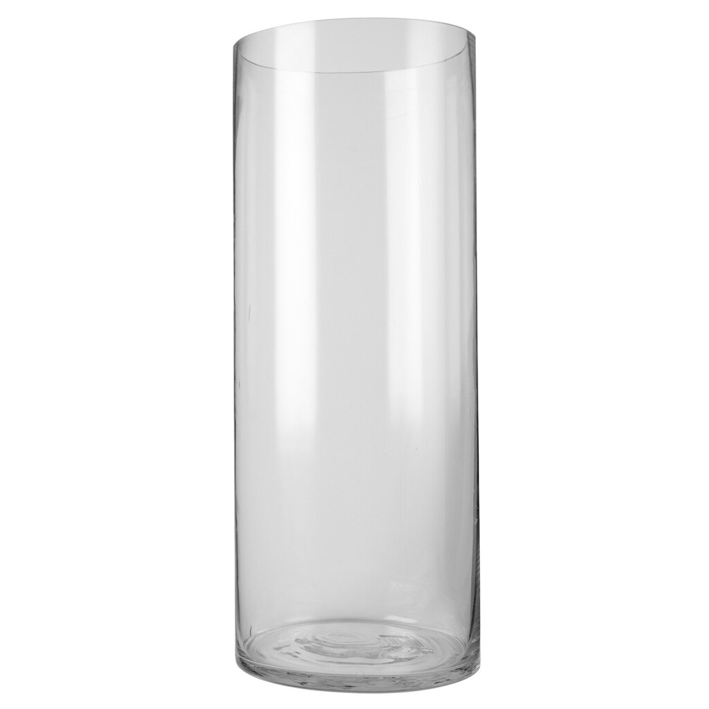 Ashland Large Cylinder Glass Vase 18 Quot