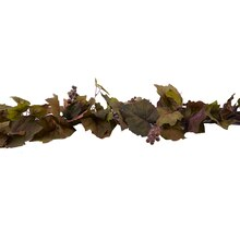 Ashland Vineyard Collection Grape leaf and Ivy Garland