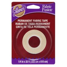 Aleene's Fabric Fusion Permanent Fabric Tape, 1/4""