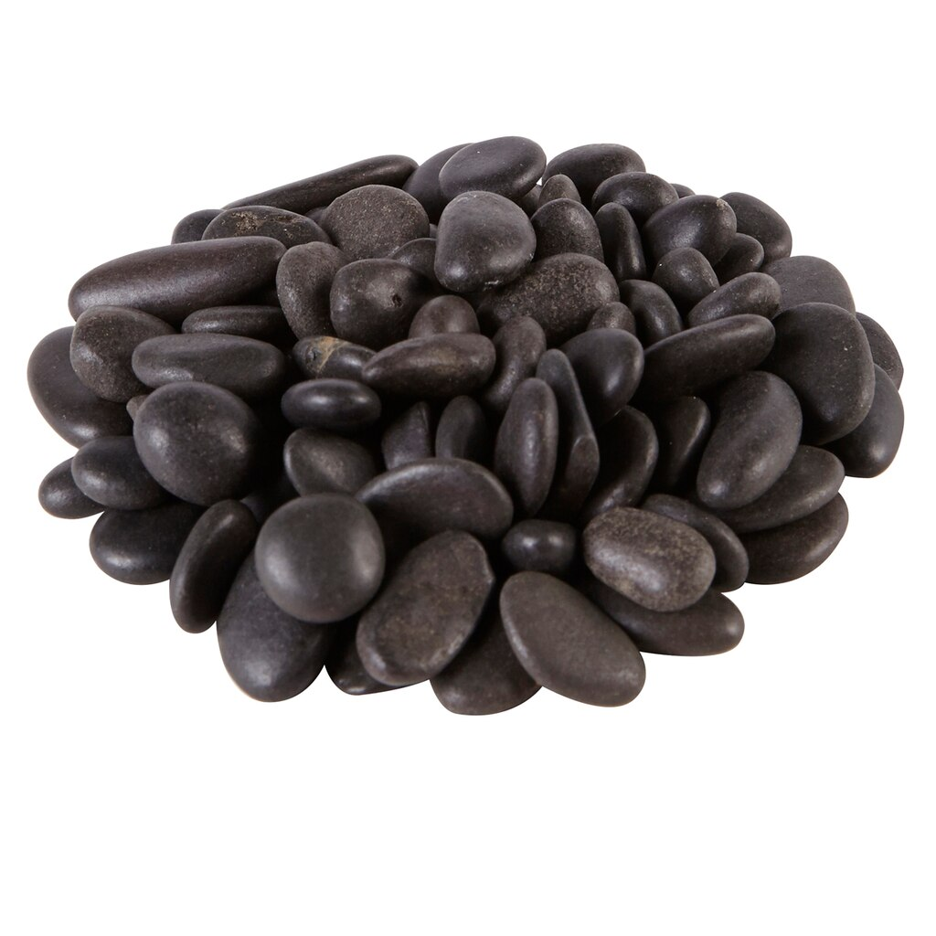 Ashland 174 River Pebbles Black