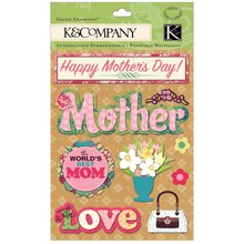 K&Company Grand Adhesions, Spring Mother's Day