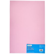 "Creatology Foam Sheet, 12"" x 18"" Medium Pink"