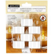 Ashland Basic Elements LED Tea Lights Multipack