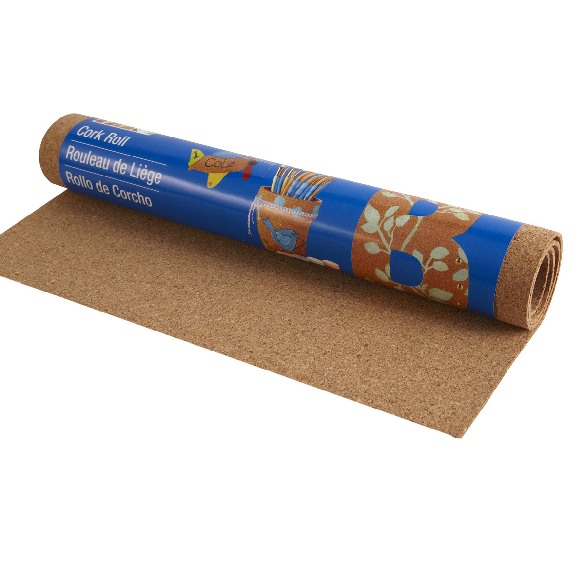 cork roll by artminds