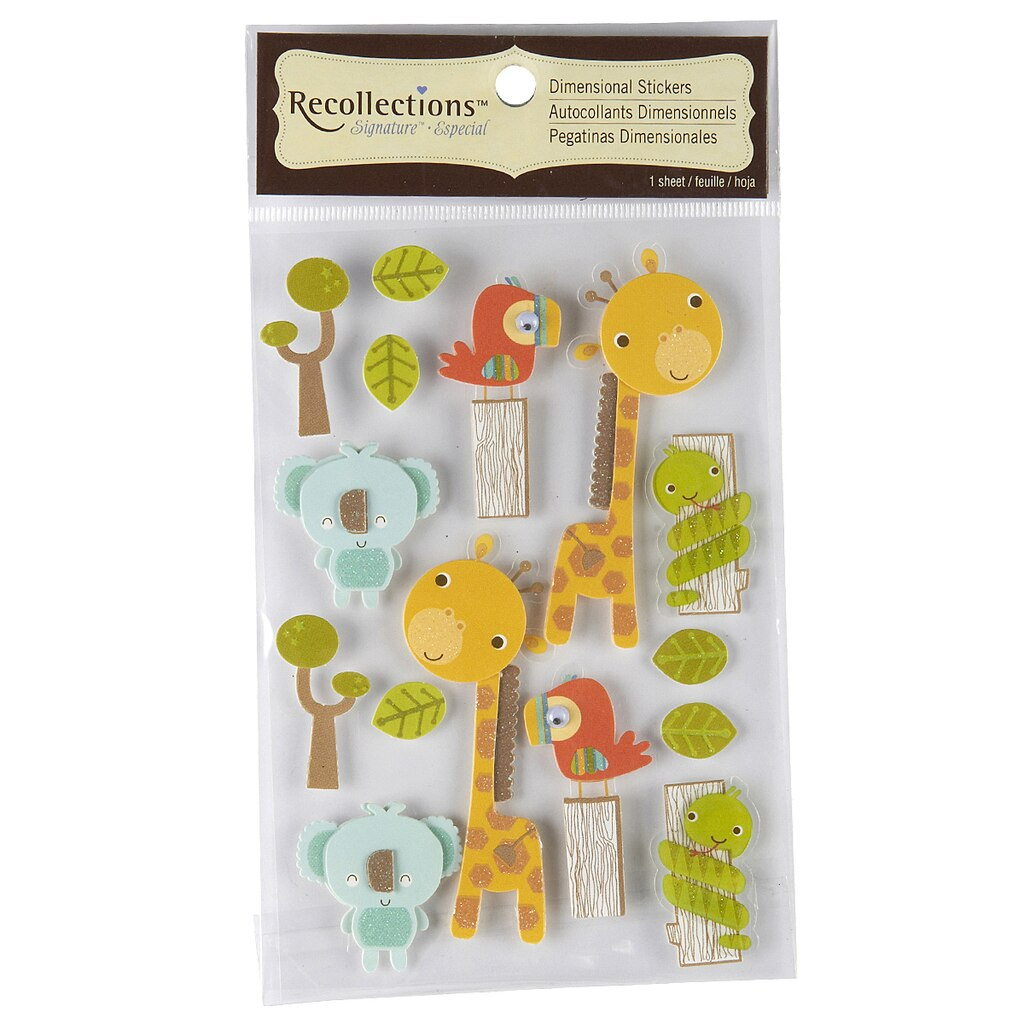 sticker paper michaels Scrapbook stickers are on sale for discount prices save on discount craft stickers from the online leaders in scrapbooking supply.