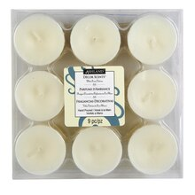 Ashland Decor Scents Votives, White Linen