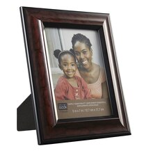 "Studio Décor Expressions Frame, Red Marble 5"" x 7"""