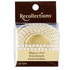 Recollections Bling on a Roll Faux Pearls