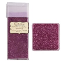 Recollections Signature Extra Fine Glitter, Raspberry