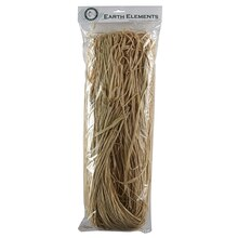 Ashland Long Natural Raffia