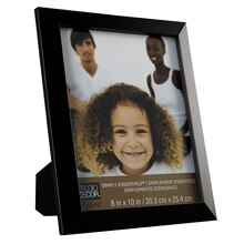 "Studio Décor Simply Essentials Angled Molding Frame 8"" x 10"""