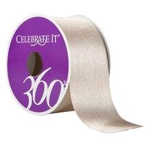 Celebrate It 360 Metallic Satin