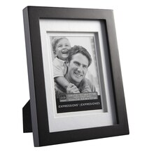 Studio Décor Expressions Frame with Double Float Mat