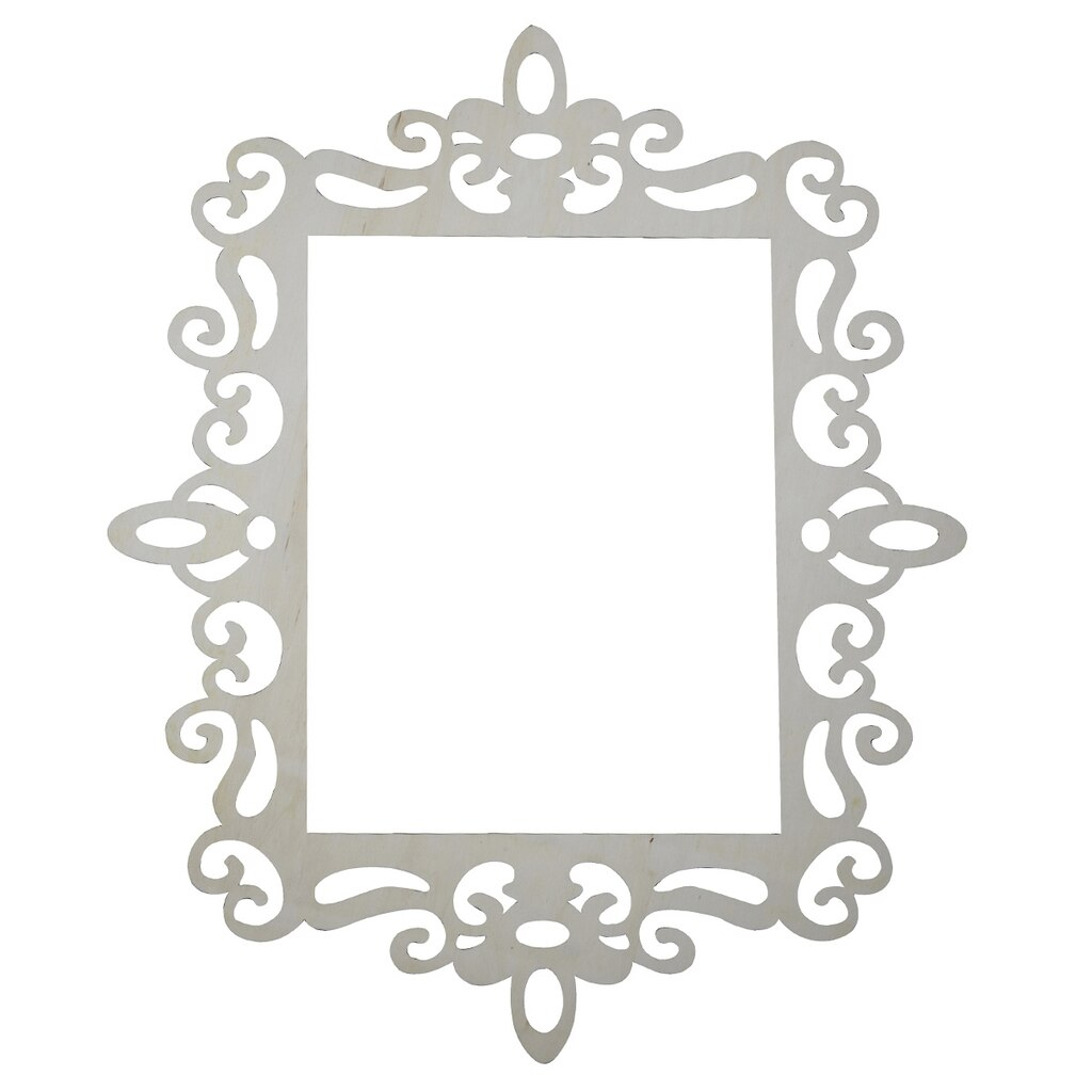 ArtMinds™ Wooden Laser Cut Frame