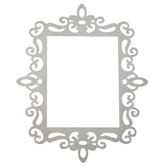 Artminds Wooden Laser Cut Frame