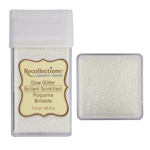 Recollections Signature Glow Glitter