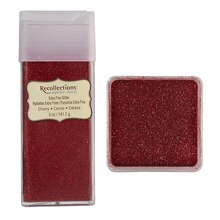 Extra Fine Cherry Glitter by Recollections
