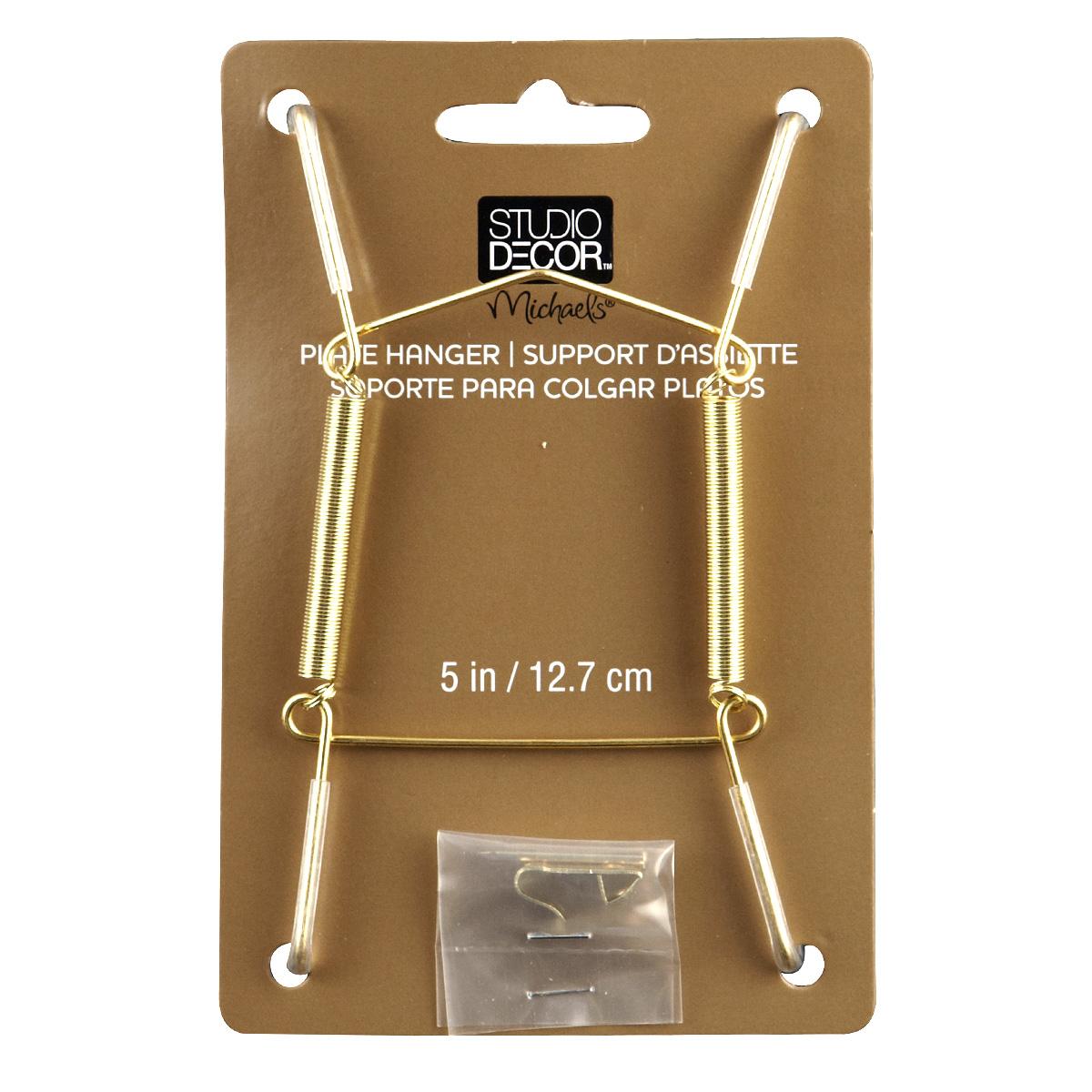 sc 1 st  Michaels Stores & Studio Décor® Plate Hanger