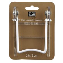 Studio Décor Folding Easel With Clear Base, 2""