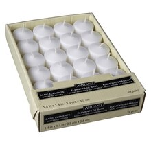 Ashland Basic Elements Votives Value Pack, White