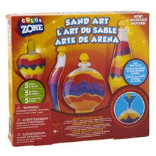 Color Zone Sand Art