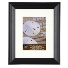 "Studio Décor Lifestyles Black Frame With Mat, 5"" x 7"""