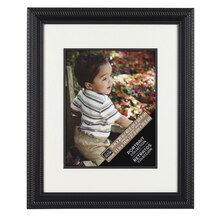 "Studio Décor Portrait Collection Rope Frame With Mat, 11"" x 14"""