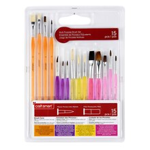 Craft Smart Multi-Use Brush Set