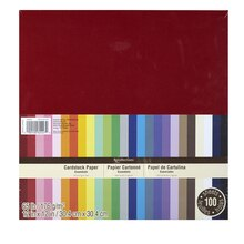 "Recollections Essentials Cardstock Paper, 12"" x 12"""