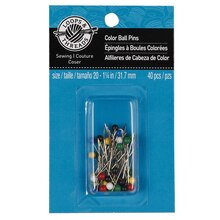 Color Ball Pins by Loops & Threads