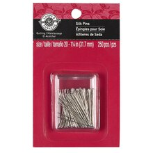 Loops & Threads Silk Pins