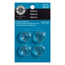 Class 66 Transparent Bobbins by Loops & Threads