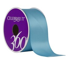 Celebrate It 360 Double-Faced Satin Ribbon, 1 1/2""