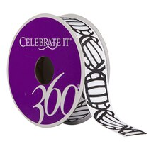 Celebrate It 360 Grosgrain Ribbon, Volleyball