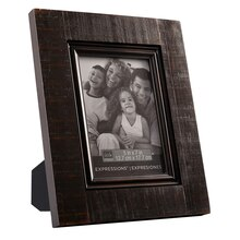 "Studio Décor Expressions Black Wash Frame, 5"" x 7"""