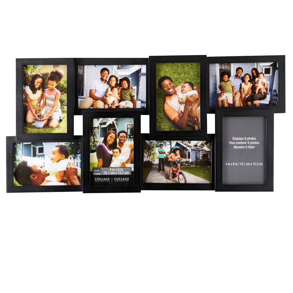 8-Opening Collage Frame, 4\