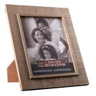 "Studio Décor Expressions Weathered Wood Frame, 8"" x 10"""