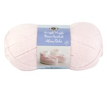 Loops & Threads Snuggly Wuggly Yarn, Pink