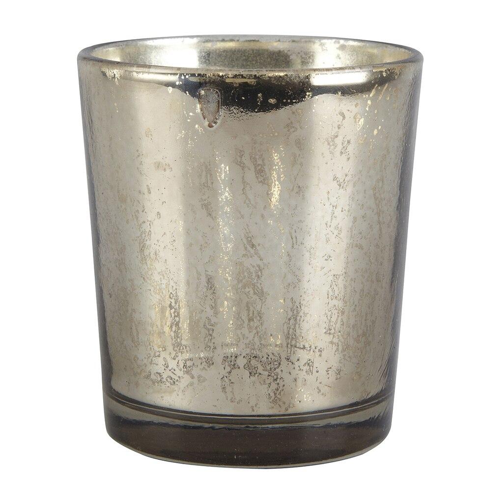 Copper Mercury Glass