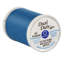 Coats & Clark Dual Duty XP General Purpose Thread, Blue Hawaii